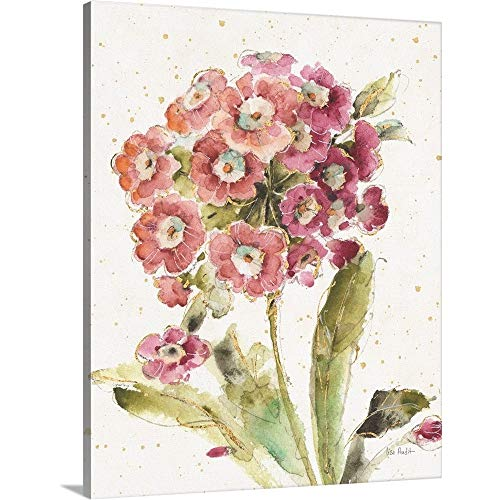 Gallery-Wrapped Canvas Entitled Country Bloom II by Lisa Audit 38