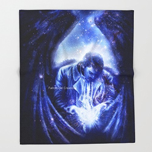 Supernatural Castiel Throw Blanket