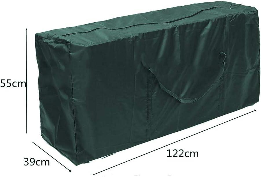Imperm/éable Noir en Tissu Oxford Pliable L/éger Noir Zacha Sac de Rangement Durable Small Housse de Protection Lavable