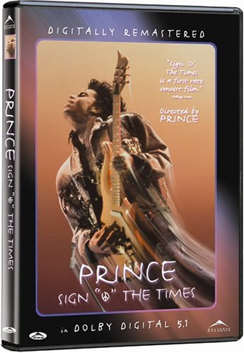 Prince: Sign O the Times by Alliance