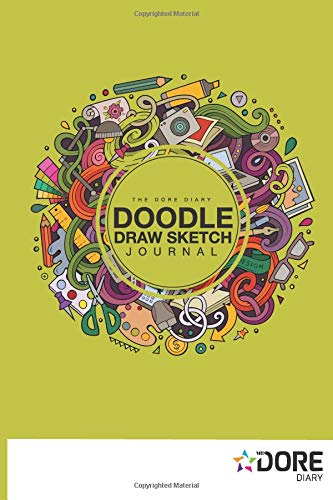 Read Online The Dore Diary Doodle, Draw, Sketch Journal ebook