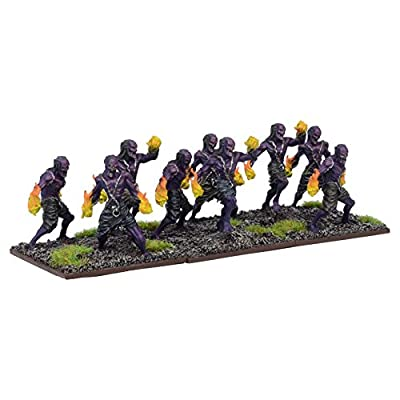 Kings of War: Forces of the Abyss Tortured Soul Regiment from Mantic Games