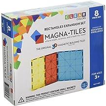 Magna-Tiles 15816 Rectangles Expansion Set