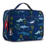 Best Kid Lunch Boxes - LONECONE Kids' Insulated Fabric Lunchbox - Cute Patterns Review
