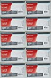 "Office Depot Brand Index Cards, 3"" x 5"", Ruled, White, 100 Per Pack (10 Packs of 100)"