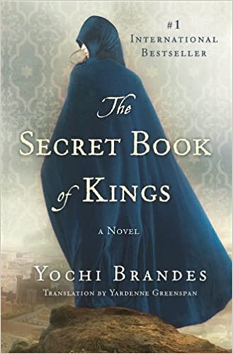 Image result for The Secret Book of Kings by Yochi Brandes
