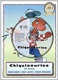 CHIQUISAURIOS Abuelo Jake's Hard Cover Libro para Niños-Libro de Audio-Dinosaurios-Perdón-Cortesía-Historias cortas-Perdón-Historias Morales-Historias ... Libros-Ayudando a otros, (Spanish Edition)