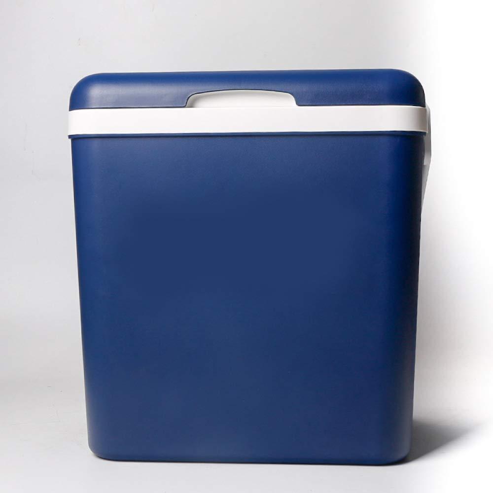 Ambiguity Kühlboxen,26L Outdoor Isolierung Box Auto tragbaren Kühlschrank