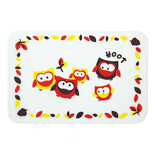 Bumkins Silicone Placemat, Owl by Bumkins
