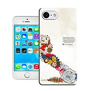Customize Protective Case Patterns(03)#17 ingested Back Cover Case for truly iphone in 5s should