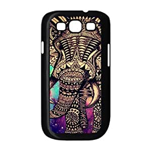 Aztec Elephant Plastic Protective Case Slim Fit for Samsung Galaxy S3 I9300