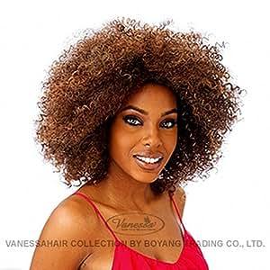 Vanessa Synthetic Hair Half wig - La Jay-1