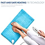 Best Moist Heating Pads - Heating Pad with Fast-Heating Technology Moist Heat Therapy Review