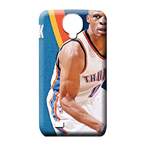 samsung galaxy s4 Brand forever High Quality phone case skin oklahoma city thunder nba basketball
