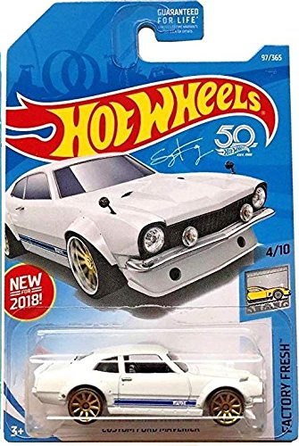 Amazon Com Hot Wheels 2018 50th Anniversary Factory Fresh Custom