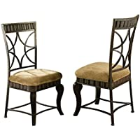 Steve Silver Company Hamlyn Side Chair, Set of 2