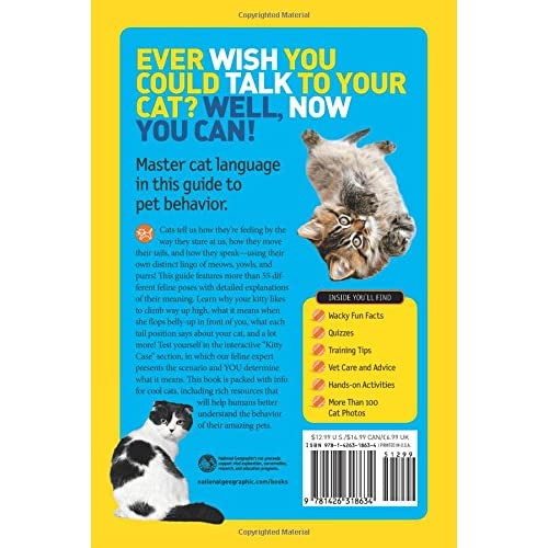 How to Speak Cat: A Guide to Decoding Cat Language 1