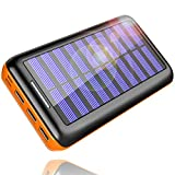 Best Solar Phone Chargers - Solar Charger,Kedron 24000mAh Portable Charger Power Bank Review