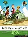 Les Sauvenature, Tome 2 : Menace sur les tortues ! par Defossez