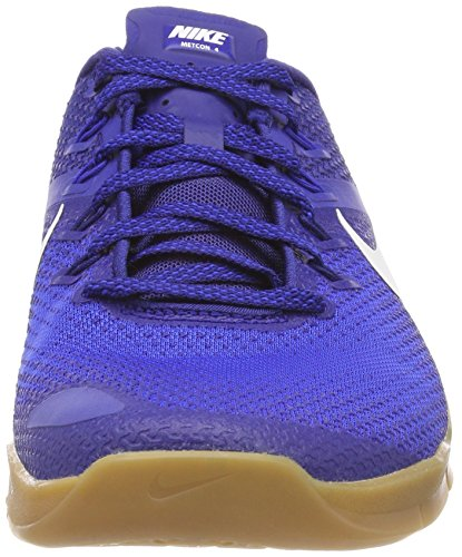 NIKE Men's Shoe Blue 4 Training Metcon vOqwzva