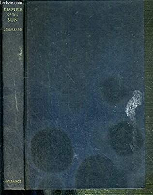 book cover of Empire of the Sun