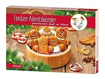 Weihnachtskalender Geschenke.Amazon De Roth Adventskalender Garten Advent Kalender