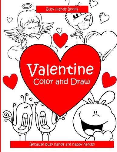 Valentine: Color and Draw