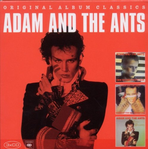 Original Album Classics (Adam Ant Kings Of The Wild Frontier)