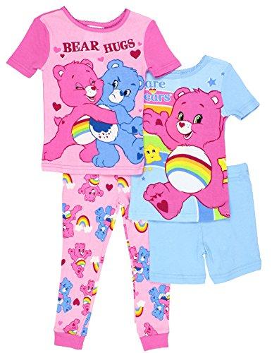 care-bears-toddler-girls-4pc-cotton-set-multi-3t