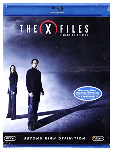 X Files: I Want to Believe, The (English audio. English subtitles)