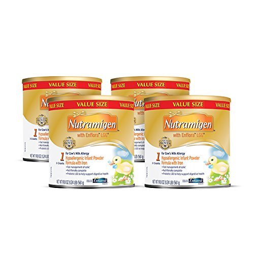 Amazon Com Enfamil Nutramigen Infant Formula