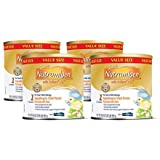 Enfamil Nutramigen with Enflora LGG Infant Formula, Powder, 19.8 Ounce Can, Pack of 4