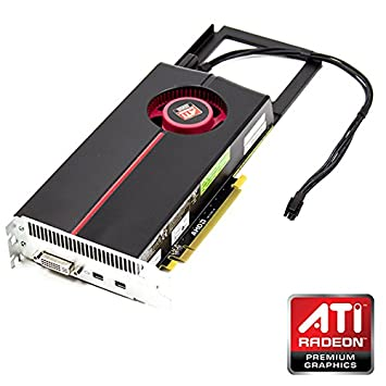 Genuine ATI Radeon HD 5770 1 GB Apple Mac Pro tarjeta gráfica DVI y salidas de MDP