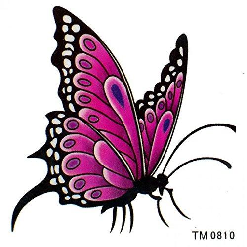 Elegant Temporary Tattoos - 6
