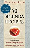 : 50 Splenda Recipes