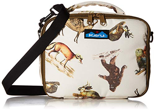 KAVU Women's Lunch Box, Day Menagerie, No Size