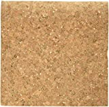 DMC Stitchable Cork 10'X10' 1/Pkg-Natural Fabric