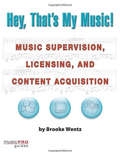 Hey, That's My Music!: Music Pro Guides (Hal Leonard Music Pro Guides) pdf epub