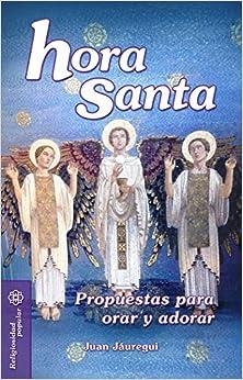 Book Hora santa