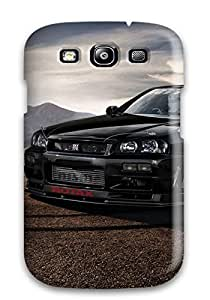 Fashionable Style Case Cover Skin For Galaxy S3- Nissan