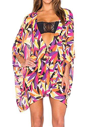 BomDeals Womens Chiffon Swimsuit Tankini product image