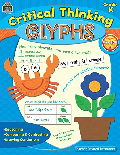 Download Critical Thinking Glyphs Grade K ebook