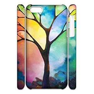 Love Tree Custom 3D Cover Case for Iphone 5C,diy phone case ygtg595411