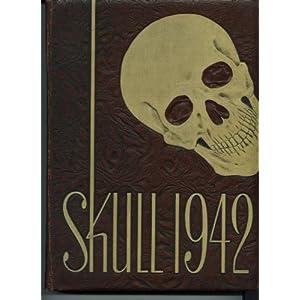 The 1942 Skull. Published the Senior Class Yearbook Temple University School of Medicine Philadelphia, Pennsylvania