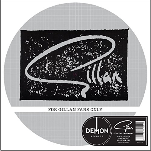 Vinilo : Gillan - For Gillan Fans Only-Picture Disc (Picture Disc Vinyl LP, United Kingdom - Import)