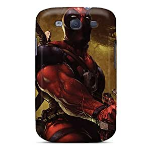 Fashionable Hirvn17648tVCJk Galaxy S3 Case Cover For Deadpool I4 Protective Case