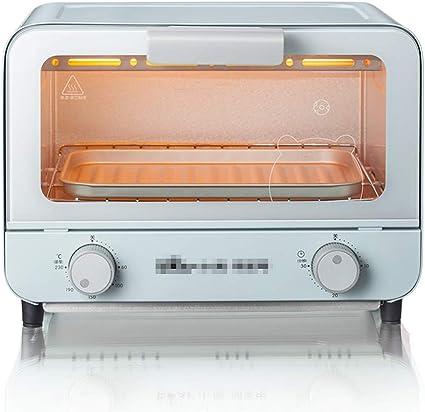 Mini horno 6L, horno eléctrico pequeño de 800 vatios para ...