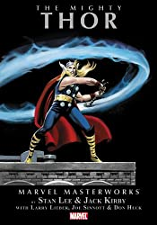 Marvel Masterworks: The Mighty Thor Volume 1 TPB