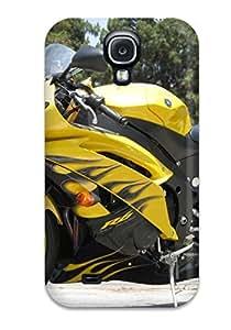 For Benailey Galaxy Protective Case, High Quality For Galaxy S4 Suzuki Motorcycle Skin Case Cover