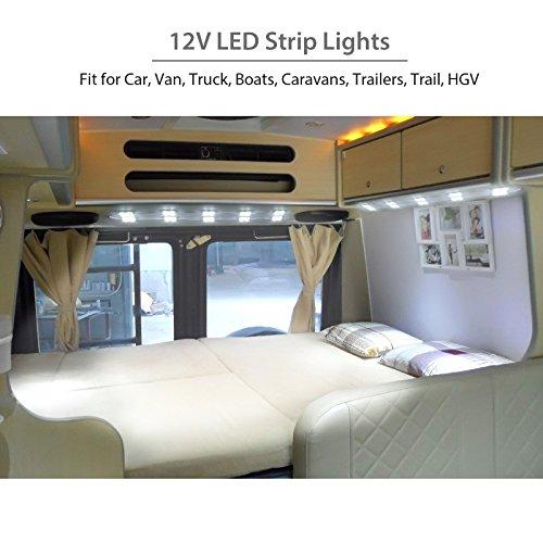 Qiilu 4x En M/étal Automobile Valve Valve Caps Extensions Extender Voiture Camion Van Caravan